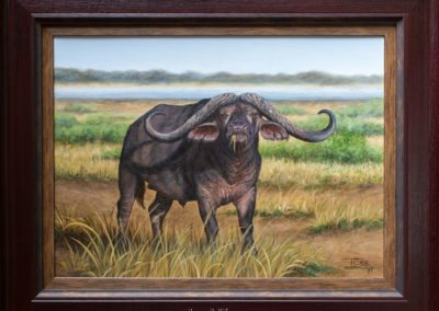 Giant of Manyara (SOLD)